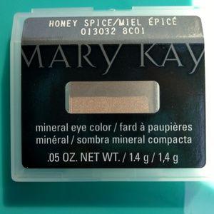 Honey spice mineral eye shadow
